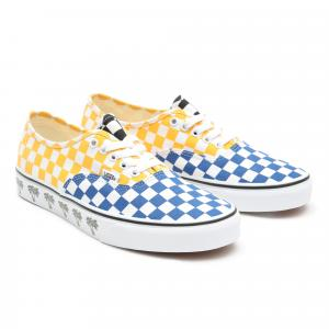 Boty Vans Authentic SIDEWALL PALM TREE/CHECKERBOARD