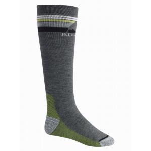Ponožky Burton EMBLEM MIDWEIGHT SOCK IRON