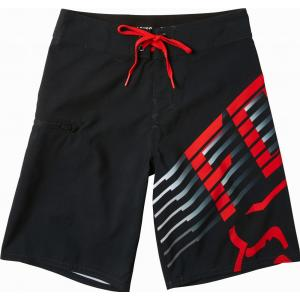 Koupací šortky Fox Youth Lightspeed Boardshort Black