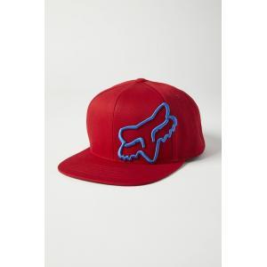 Kšiltovka Fox Headers Snapback Hat Red