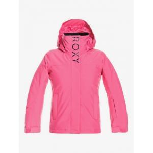 Zimní bunda Roxy GALAXY GIRL JK SHOCKING PINK