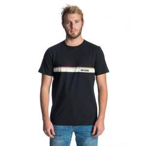 Tričko Rip Curl MAMA SKYLINE S/S TEE  BLACK