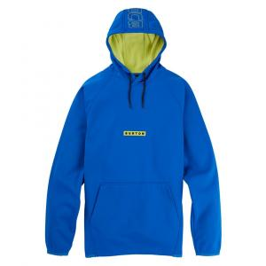 Mikina Burton Crown Weatherproof Pullover Fleece LAPIS BLUE