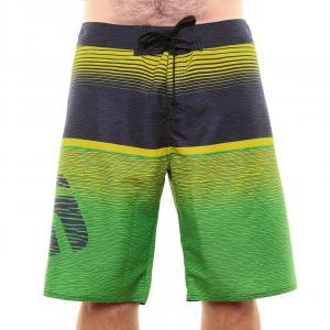 Koupací šortky Funstorm Baider green
