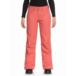 Snowboardové kalhoty Roxy BACKYARD PANTS DUSTY CEDAR