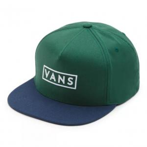 Kšiltovka Vans EASY BOX SNAPBACK PINE NEEDLE/DRESS BLUES