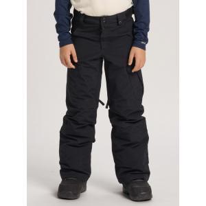 Snowboardové kalhoty Burton EXILE CARGO PT TRUE BLACK