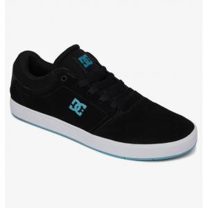 Boty DC CRISIS BLACK/TURK BLUE