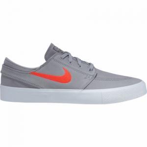 Boty Nike SB ZOOM JANOSKI RM atmosphere grey/bright crimson-white