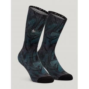 Ponožky Volcom Vibes Socks Ballpoint Blue