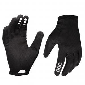 Cyklistické rukavice POC Resistance Enduro Glove Uranium black/Uranium Black MED Uranium black/Urani