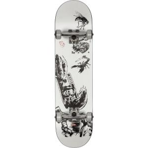 Skateboardový komplet Globe G1 Hard Luck White/Black