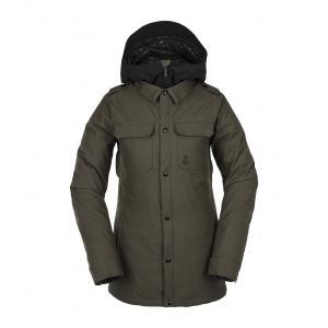 Zimní bunda Volcom Kuma Jacket Faded Army