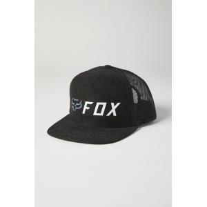 Kšiltovka Fox Youth Apex Snapback Hat Black/White