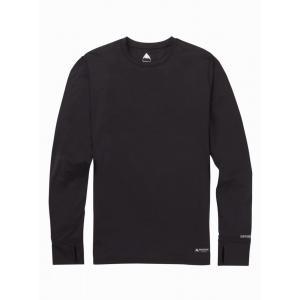 Termo tričko Burton LTWT CREW TRUE BLACK