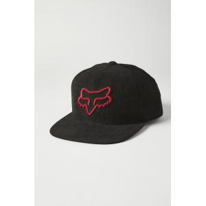 Kšiltovka Fox Instill Snapback 2.0 Hat Black
