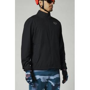 Bunda na kolo Fox Ranger Wind Jacket Black
