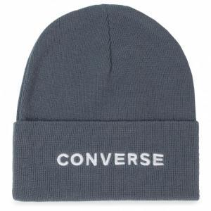 Čepice Converse NOVA BEANIE GREY