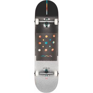 Skateboardový komplet Globe G1 Nine Dot Four Black White