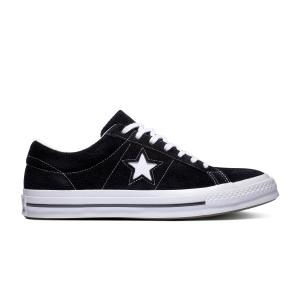 Boty Converse One Star '74 BLACK/WHITE/WHITE