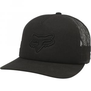 Kšiltovka Fox Boundary Trucker Black