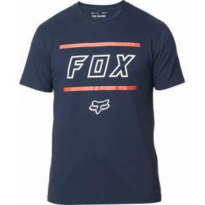 Tričko Fox Midway Ss Airline Tee Midnight