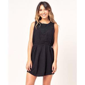Šaty Rip Curl SWEET PARADISE DRESS  Black