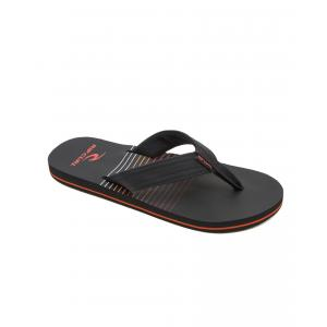 Žabky Rip Curl RIPPER Black/Red