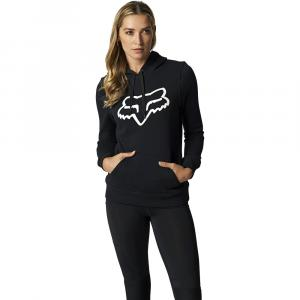 Mikina Fox Boundary Pullover Fleece Black