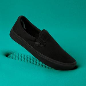 Boty Vans ComfyCush Slip-On CLASSIC BLACK/BLACK