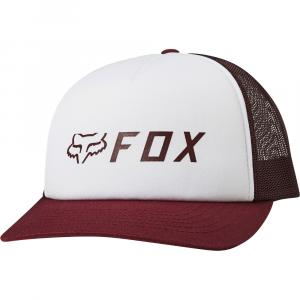 Kšiltovka Fox Apex Trucker Cranberry