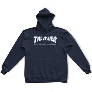 Mikina Thrasher Skate Mag Hood Blue