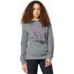 Mikina Fox Richter Pullover Fleece Heather Graphite
