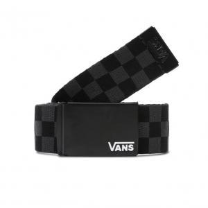 Pásek Vans DEPPSTER II WEB BELT BOYS Black/Charcoal