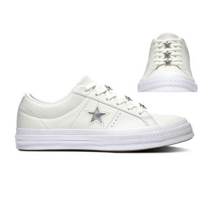 Boty Converse ONE STAR STARWARE VINTAGE WHITE/METALLIC GRANITE
