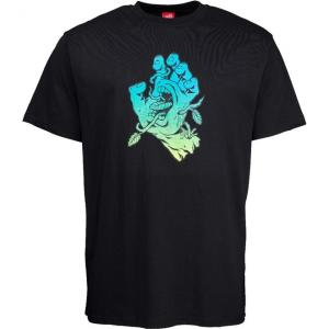 Tričko Santa Cruz Bio Hand T-Shirt Black