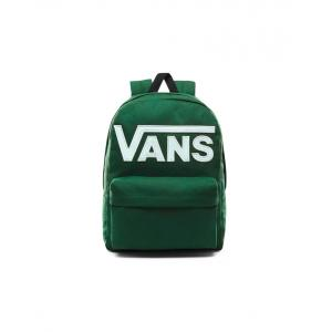 Batoh Vans OLD SKOOL III BACKPACK PINE NEEDLE/WHITE