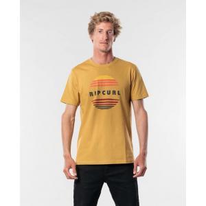Tričko Rip Curl EL MAMA S/S TEE  Mustard