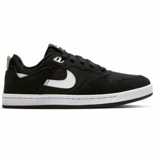 Boty Nike SB ALLEYOOP (GS) black/white-black