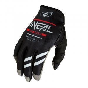 Cyklistické rukavice Oneal Mayhem SQUADRON Black/Gray