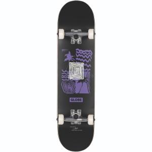 Skateboardový komplet Globe G1 Fairweather - 7.75FU Black/Purple