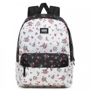 Batoh Vans REALM CLASSIC BACKPACK BEAUTY FLORAL PATCHWORK