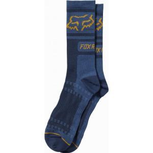 Ponožky Fox Justified Crew Sock Light Indigo