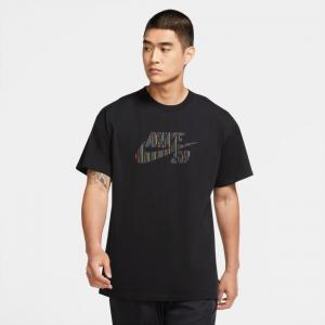 Tričko Nike SB TEE BTS LOGO black