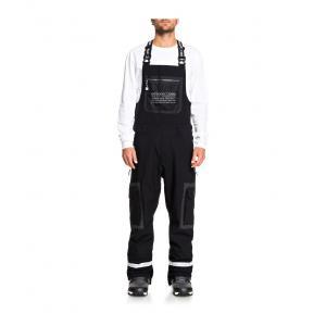Snowboardové kalhoty DC REVIVAL BIB BLACK