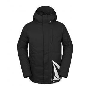 Zimní bunda Volcom 17Forty Ins Jacket Black