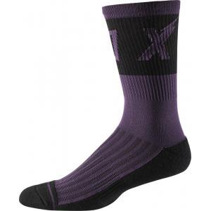 Ponožky Fox 8' Trail Cushion Sock Wurd Dark Purple