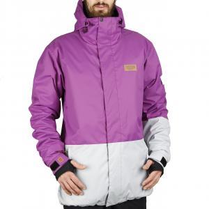 Zimní bunda Funstorm Cluny fuchsia