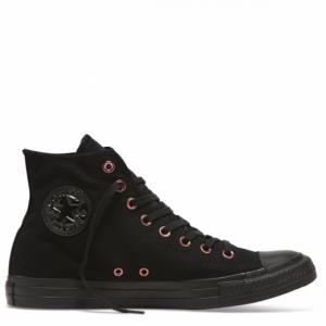 Boty Converse Chuck Taylor All Star Hearts BLACK