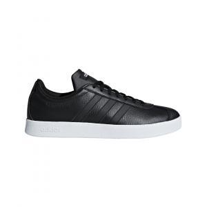 Boty Adidas VL COURT 2.0 CBLACK/CBLACK/MSILVE
